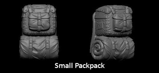 Backpacks, Small