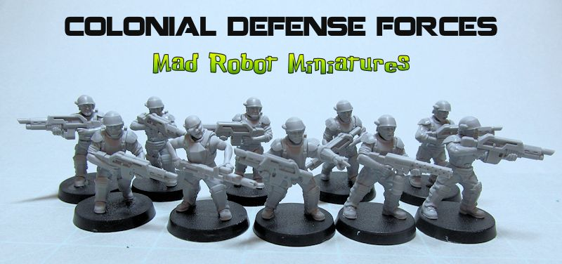 Colonial Defense Forces