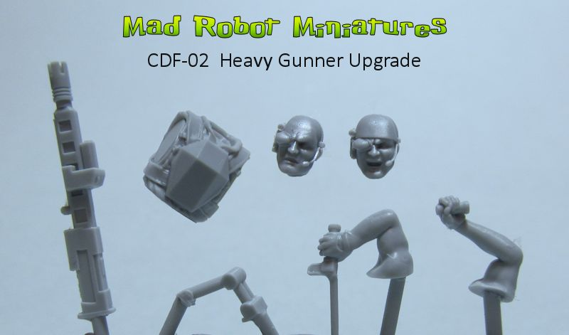 CDF Heavy Gunner Upgrade