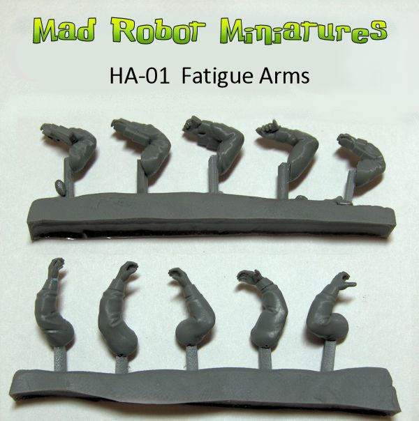 Fatigue Arms