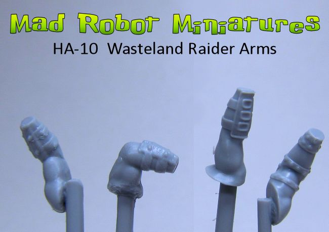 Wasteland Raider Arms