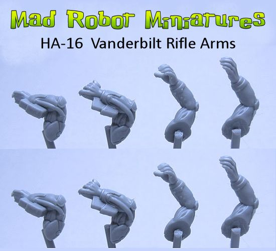 Vanderbilt Rifle Arms