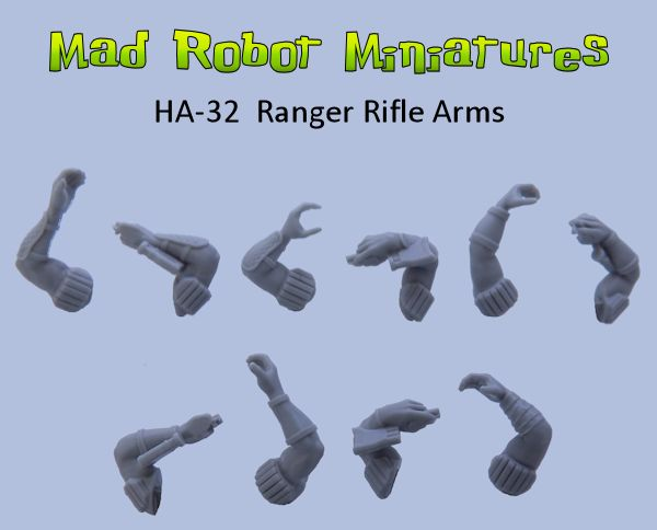 Ranger Rifle Arms