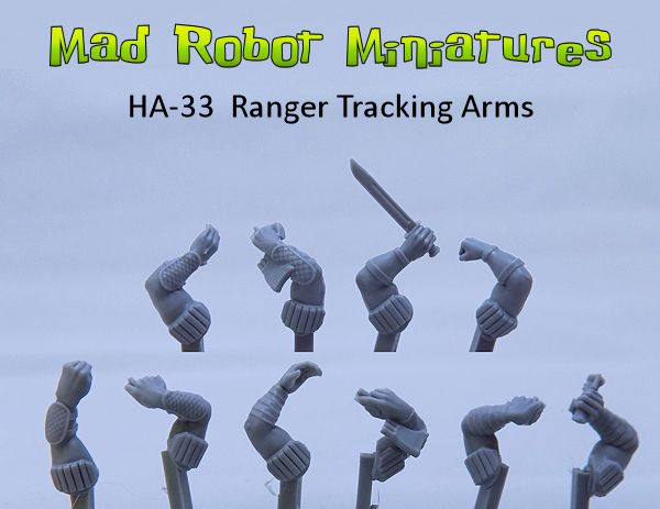 Ranger Tracking Arms
