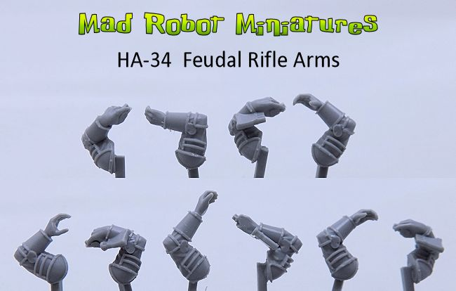 Feudal Rifle Arms