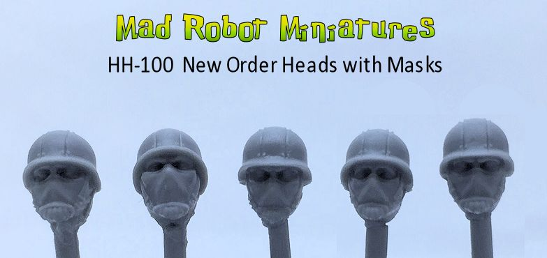 New Order Heads with Masks