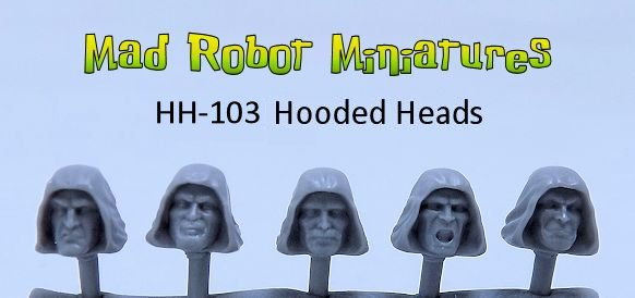 Hooded Heads