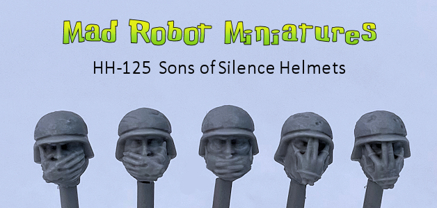 Sons of Silence Helmets