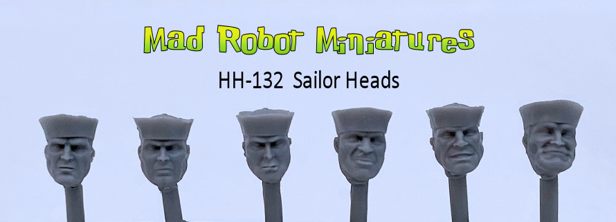 Sailor Heads