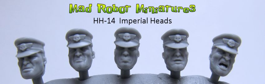 Imperial Heads