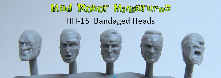 Bandaged Heads