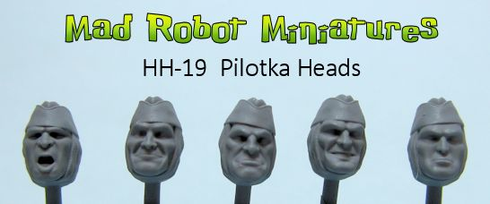Heads with Pilotkas