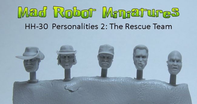 Personalities 2: The Rescue Team