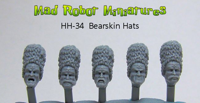 Imperial Bearskin Hats
