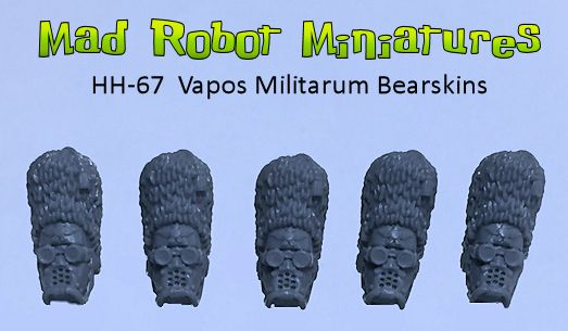 Vapos Militarum - Bearskins