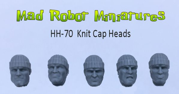 Knit Cap Heads