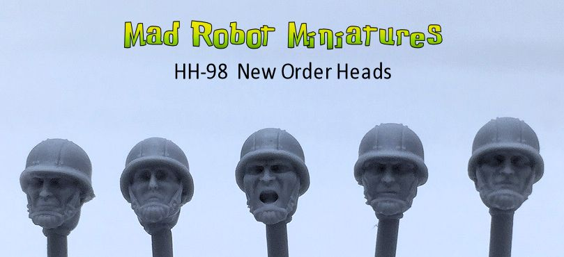 New Order Heads