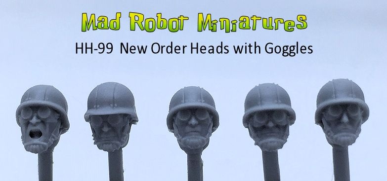New Order Heads with Goggles