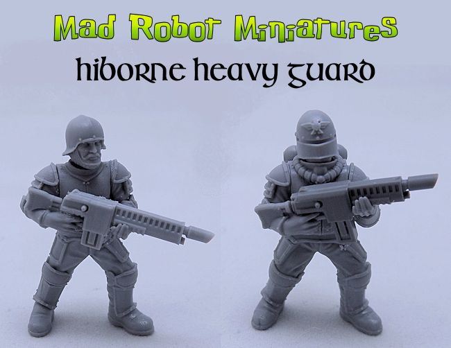 Highborn Heavy Guard