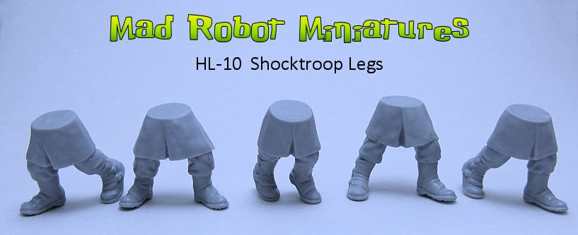 Shocktroop Legs