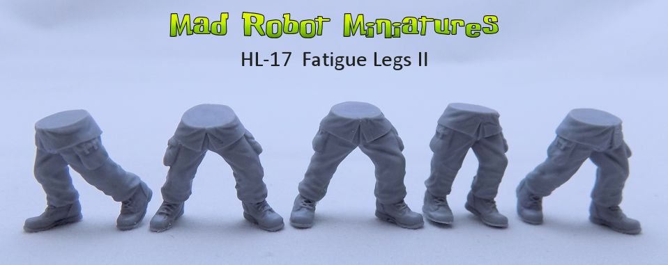 Fatigue Legs II