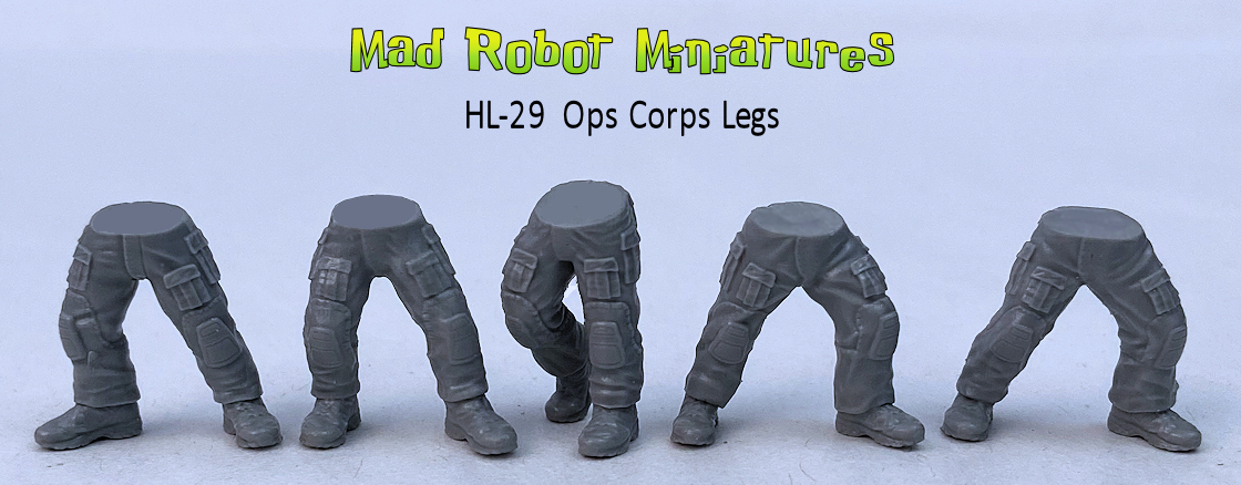 Ops Corps Legs