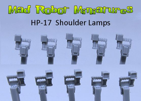 Shoulder Lamps