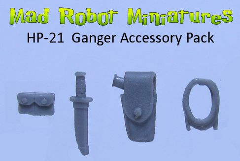 Ganger Accessory Pack