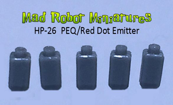 PEQ/Red Dot Emitters