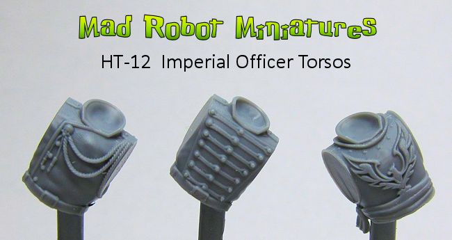 Imperial Officer Torsos