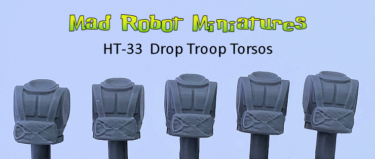 Drop Troop Torsos