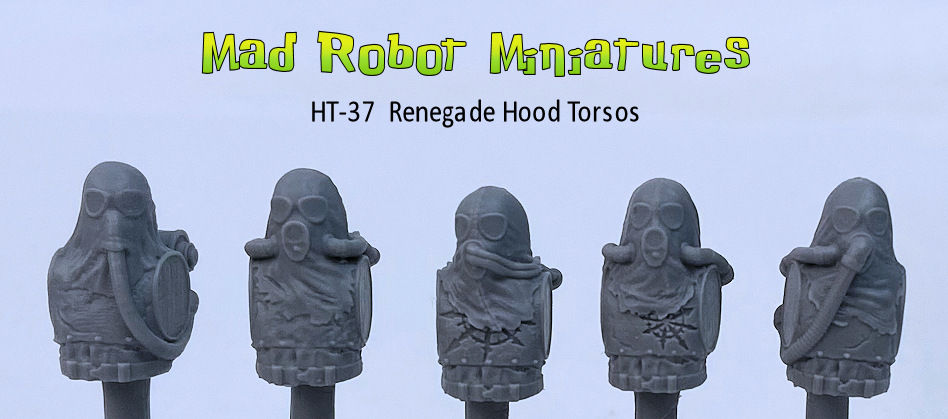 Renegade Hooded Torsos