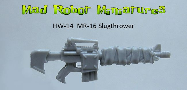 MR-16 Slugthrower