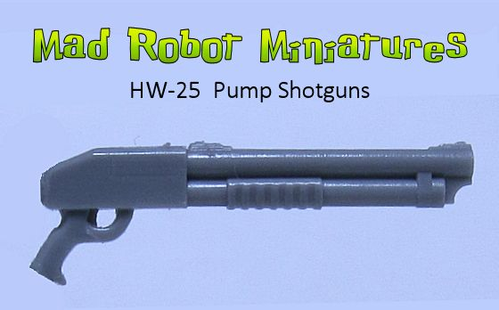 Pump Shotguns