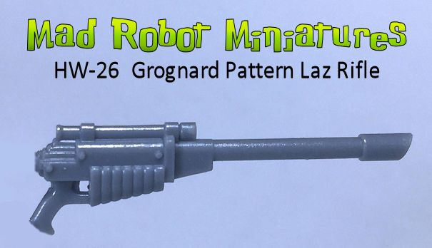 Grognard Pattern Laz Rifle