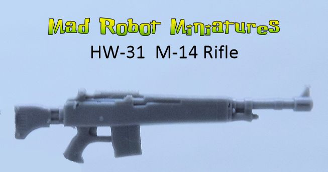 MR-14 Rifles