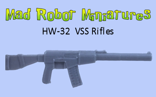 VSS Rifles