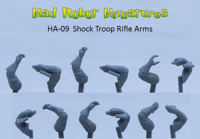 Shocktroop Arms