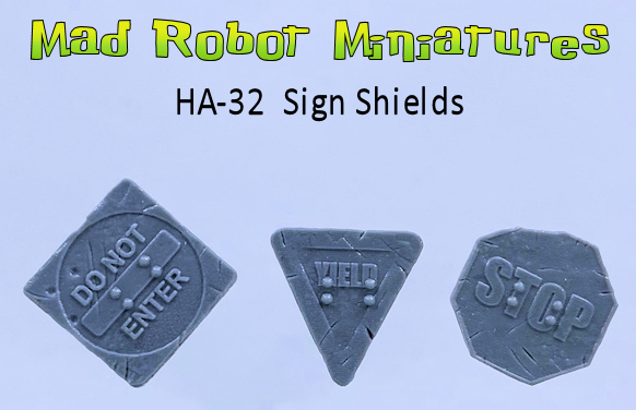 Sign Shields