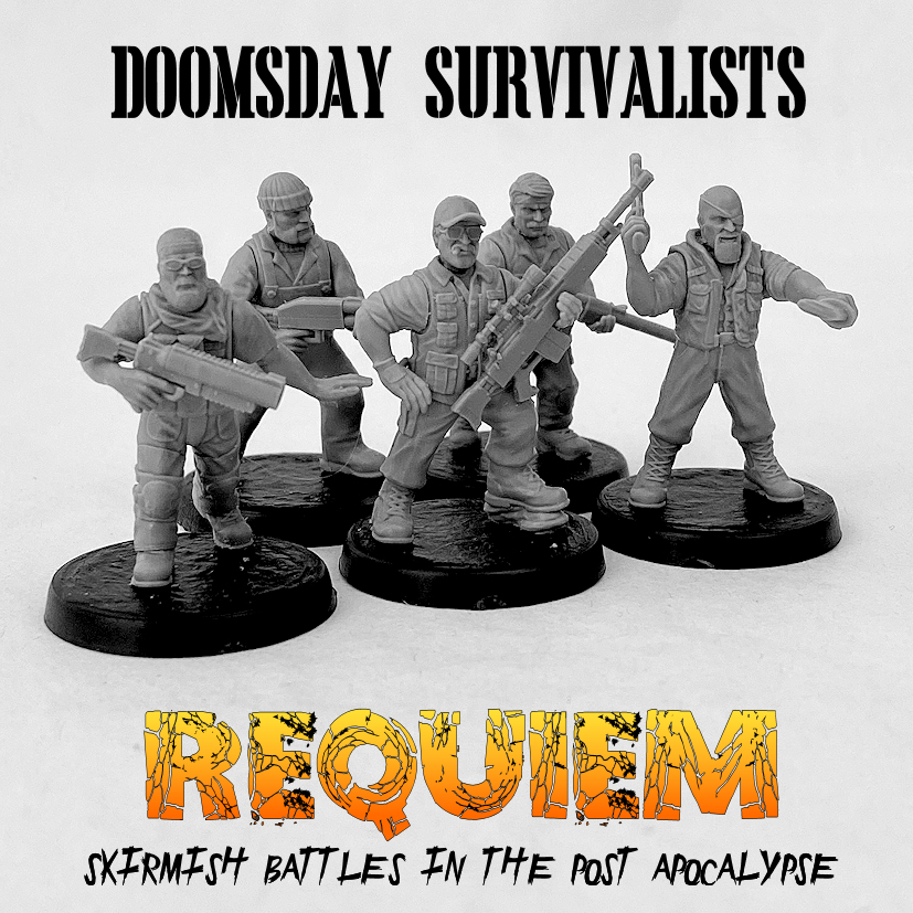 Doomsday Survivalists