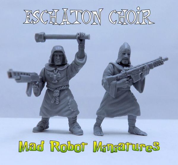 Eschaton Choir Fire Team